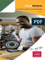 Afyaimara Brochure