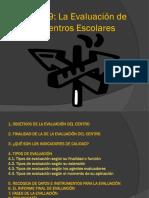 EVALUACIÓN DE LOS CENTROS ESCOLARES.pdf