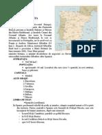 Referat Spania