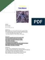 Circles Postmalone Lyrics.docx