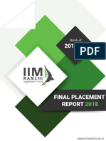 FinalPlacementReport20162018 Web