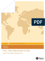 Impact Assessment of Tarun Bharat Sangh's work by SIDA, Sweden