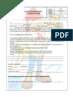 Acta de Inducción Re Inducción v.4