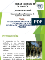 MICROHIDROBIOLOGIA