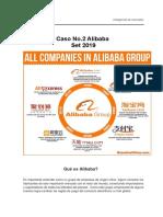Caso No.2 Alibaba