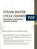 Steam Water Cycle Chemistry - Do