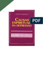Causas Espíritas da Depressão