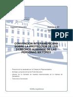 Convencion Interamericana Sobre Los Derechos Humanos