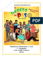 Sikreto Ng Piso Narrative Report