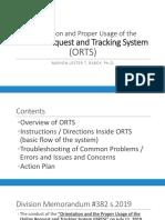 ORTS Presentation.pptx