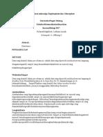 Identifikasi Mikroalga Euglenophyta Dan Chlorophyta