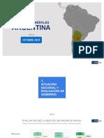 Argentina Informe Oct 2019