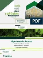 Hipertensión Arterial Curso Actualización