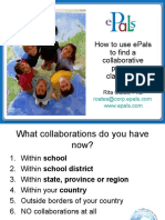 How to Use ePals to Find a Collaborative Partner Classroom