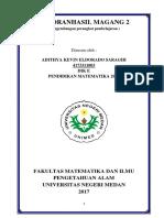 laporan magang 2