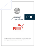Puma Company Compendium