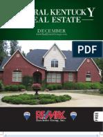 My Central Kentucky Real Estate December 2010