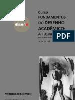 AULA09T14-Desenho e Anatomia Artistica -Galber Rocha- 2019