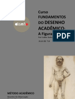 AULA08T14-Desenho e Anatomia Artistica -Galber Rocha