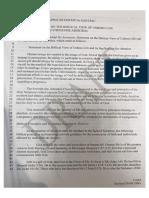 Proposed Abortion Statement Version 27