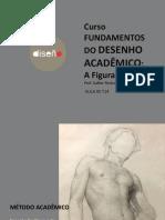AULA05T14-Desenho Acadêmico Figura Humana-Galber Rocha- 2019