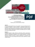 Boletin Seminario FR Psicosocial 20194