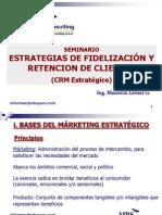 Estrategias de Fidelizacion y Retencion de Clientes