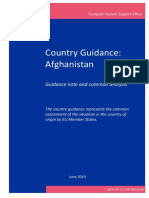 Country Guidance Afghanistan 2019 0