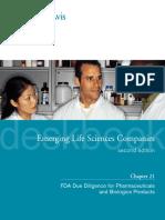 FDADueDiligenceForPharmaceuticals