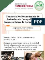 Impacto de La NO TRAC (Abril - 2015)