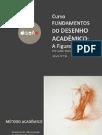 AULA10T13-Desenho e Anatomia Artistica -Galber Rocha