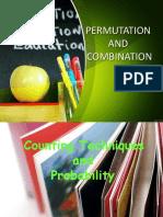 PermutationCombination and Probability