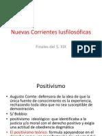 Nuevas Corrientes Iusfilosóficas