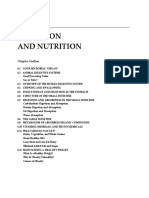 handouts on digestion and nutrition