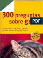 300 preguntas sobre gatos