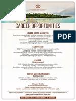 Job Ad - 13 Oct 2019