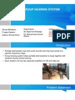 GHS FYP Presentation