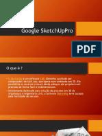 Introdução sobre skeatchup
