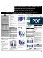 Change in Clinical Status and Side Effects of Patients Treated with either Olanzapine or Risperidone 6-Month Results From IC-SOHO