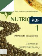 Nutrição - entendendo os nutrientes