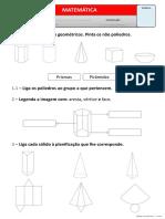 Sólidos Geométricos I