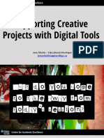 Creative Projects Online