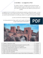 Comprehension Ecrite La Legende Du Pont Feuille Dexercices Fiche Pedagogique 56539
