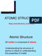 1st Session - Atomic Structure