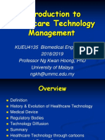 KUEU Introduction To Healthcare Technology 2018.pptx