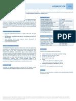 Adcos Nv - TFE - Hydrostop