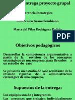 Conferencia Segunda Entrega Gerencia Estrategica-1