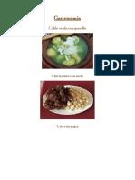 Gastronomía de Bambamarca