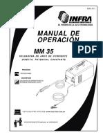 Manual Mm 35