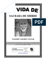 Shri Sai Satcharitra en español